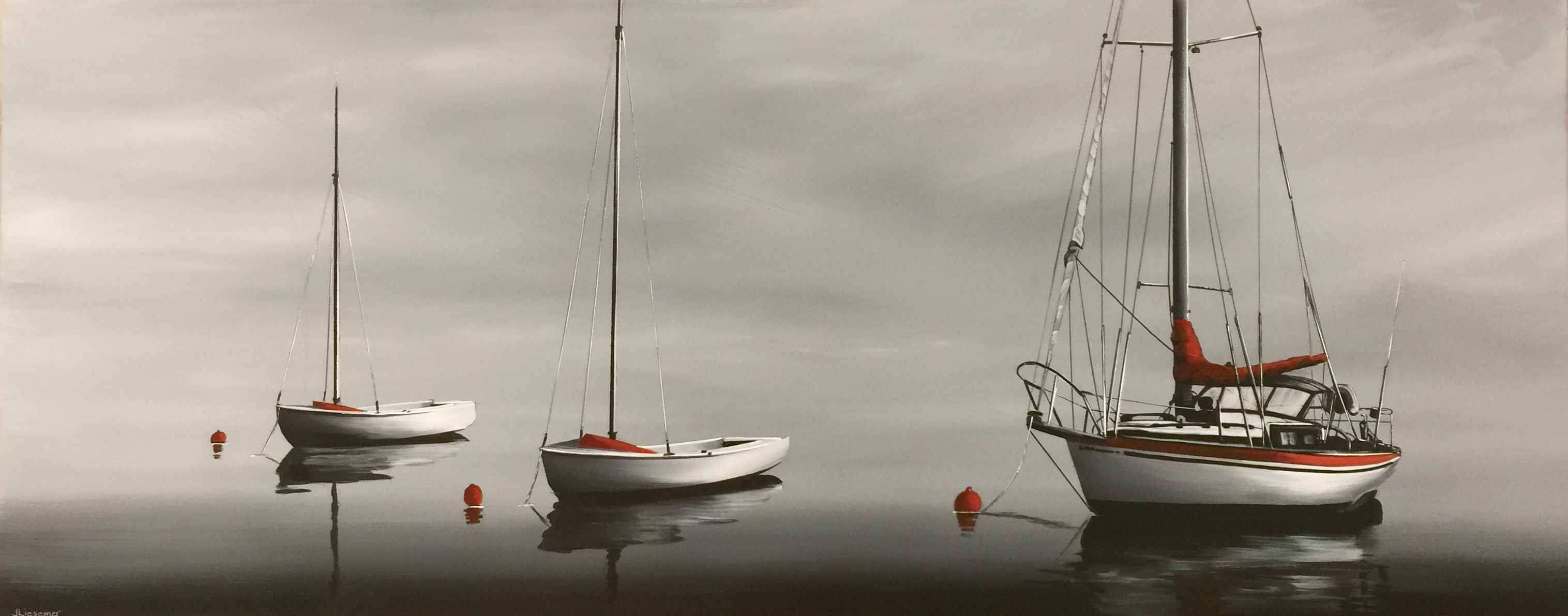 The Quiet Bay by  Janet Liesemer - Masterpiece Online
