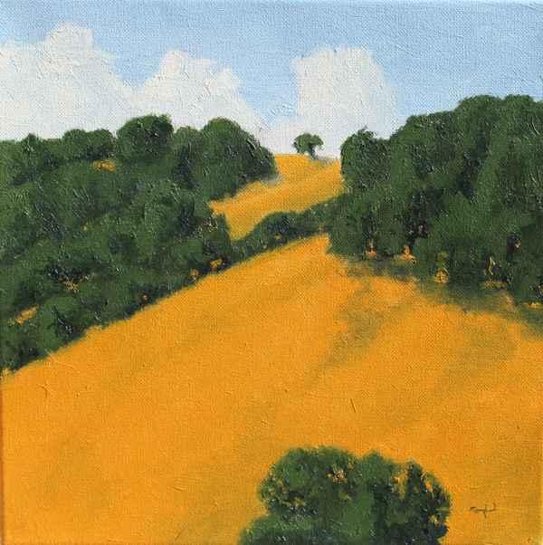Oak Hill by  Donald  Craghead - Masterpiece Online