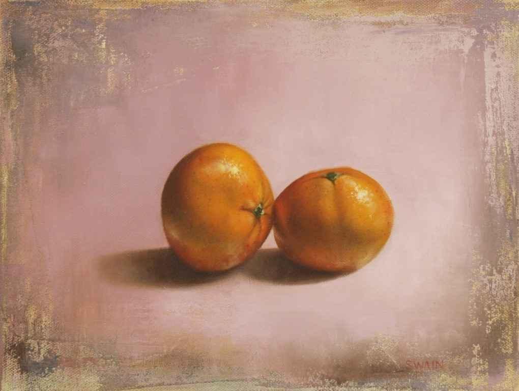 Orange Buddies by  Tyler Swain - Masterpiece Online