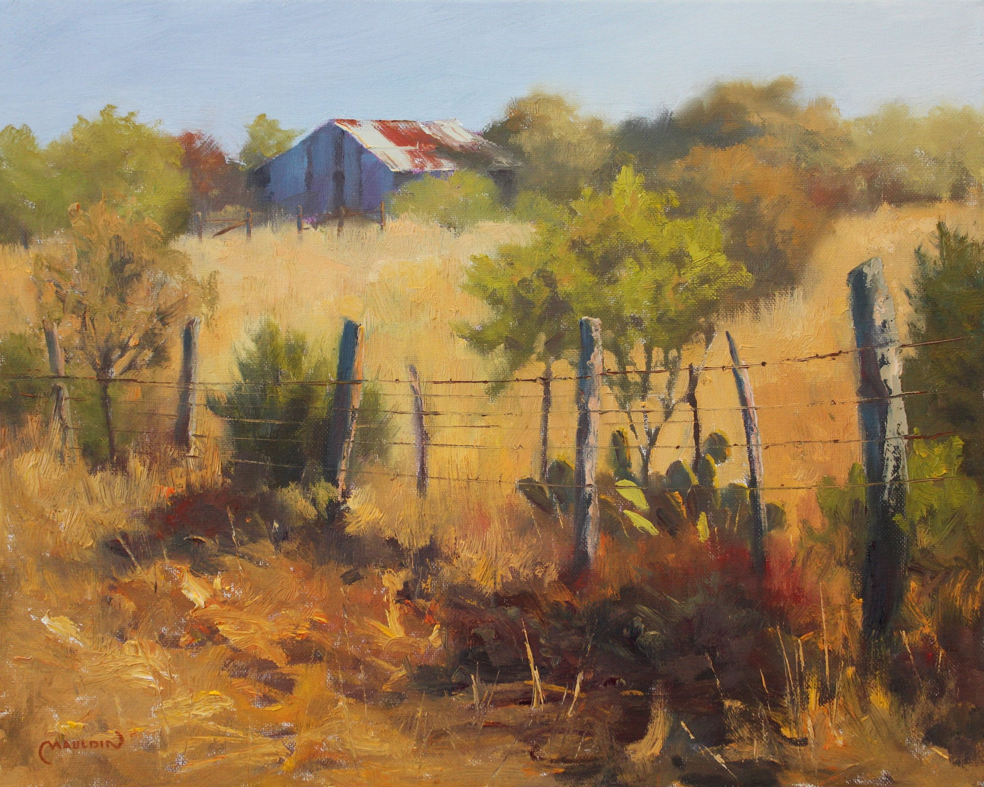Country Colors by  Chuck Mauldin - Masterpiece Online