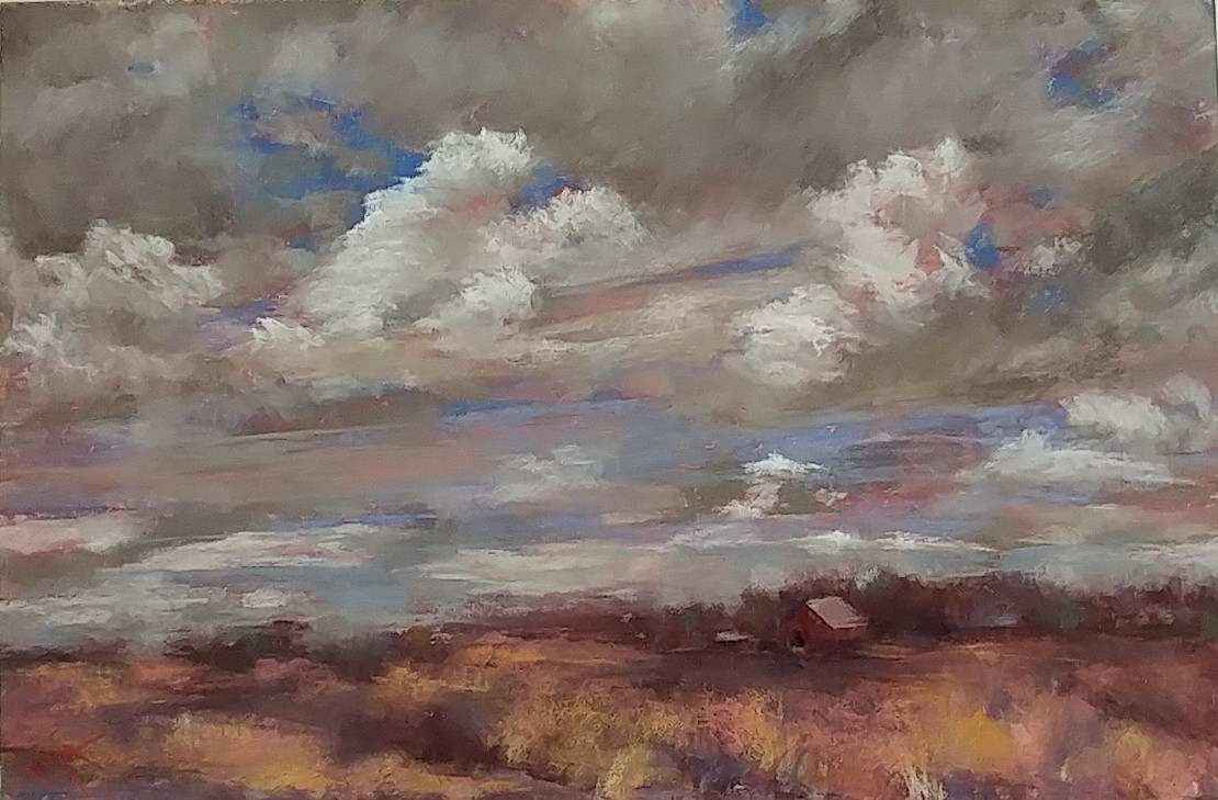 Smells Like Rain by Mrs Dina Gregory - Masterpiece Online