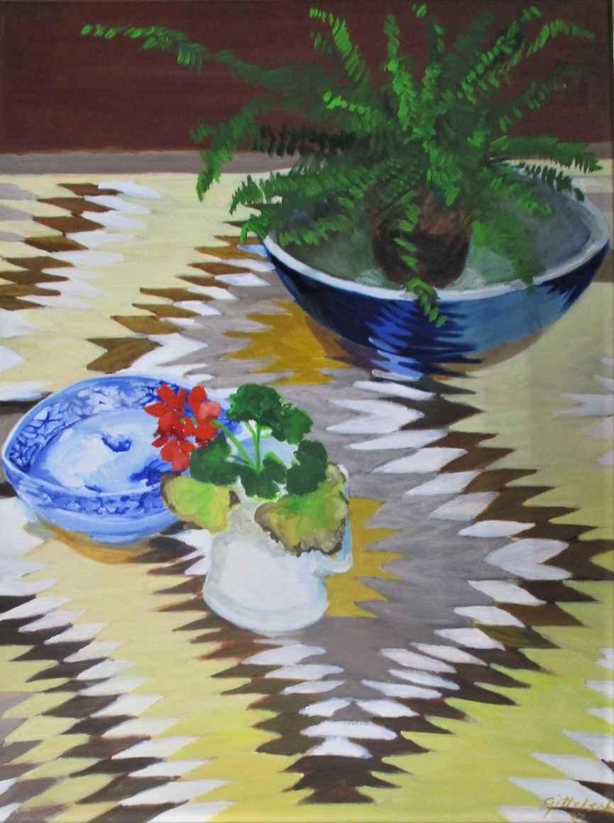 Untitled (pattern ser... by  Shirley Gittelsohn - Masterpiece Online