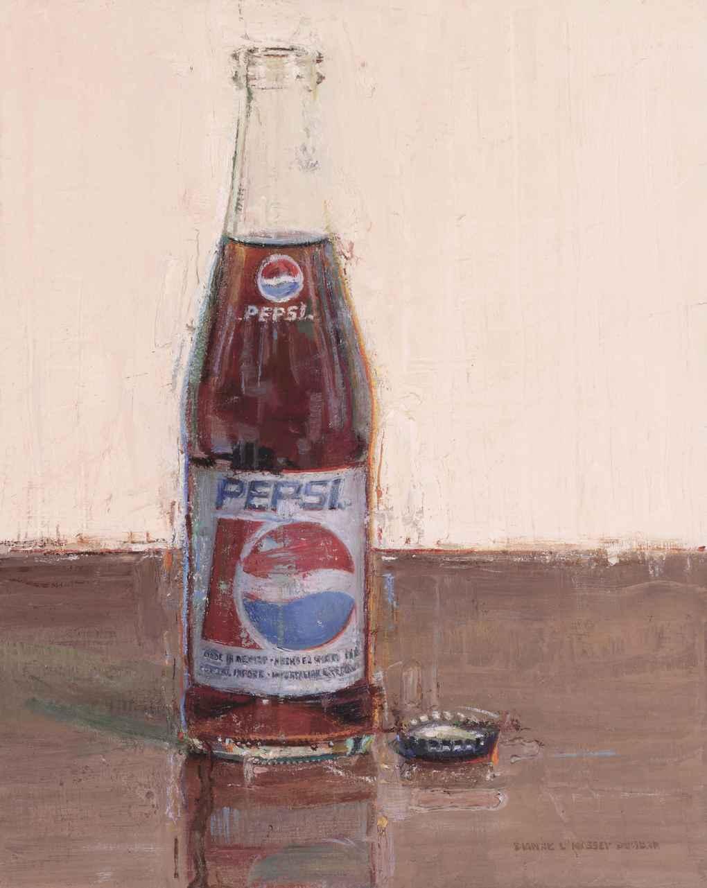 Pepsi by  Dianne Massey Dunbar - Masterpiece Online