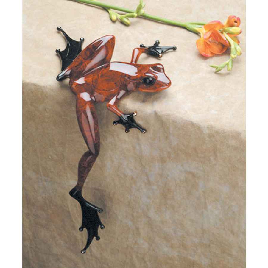 Hung Over by  Tim Cotterill, The Frogman - Masterpiece Online