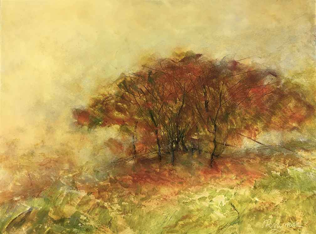 Autumn Crabapples