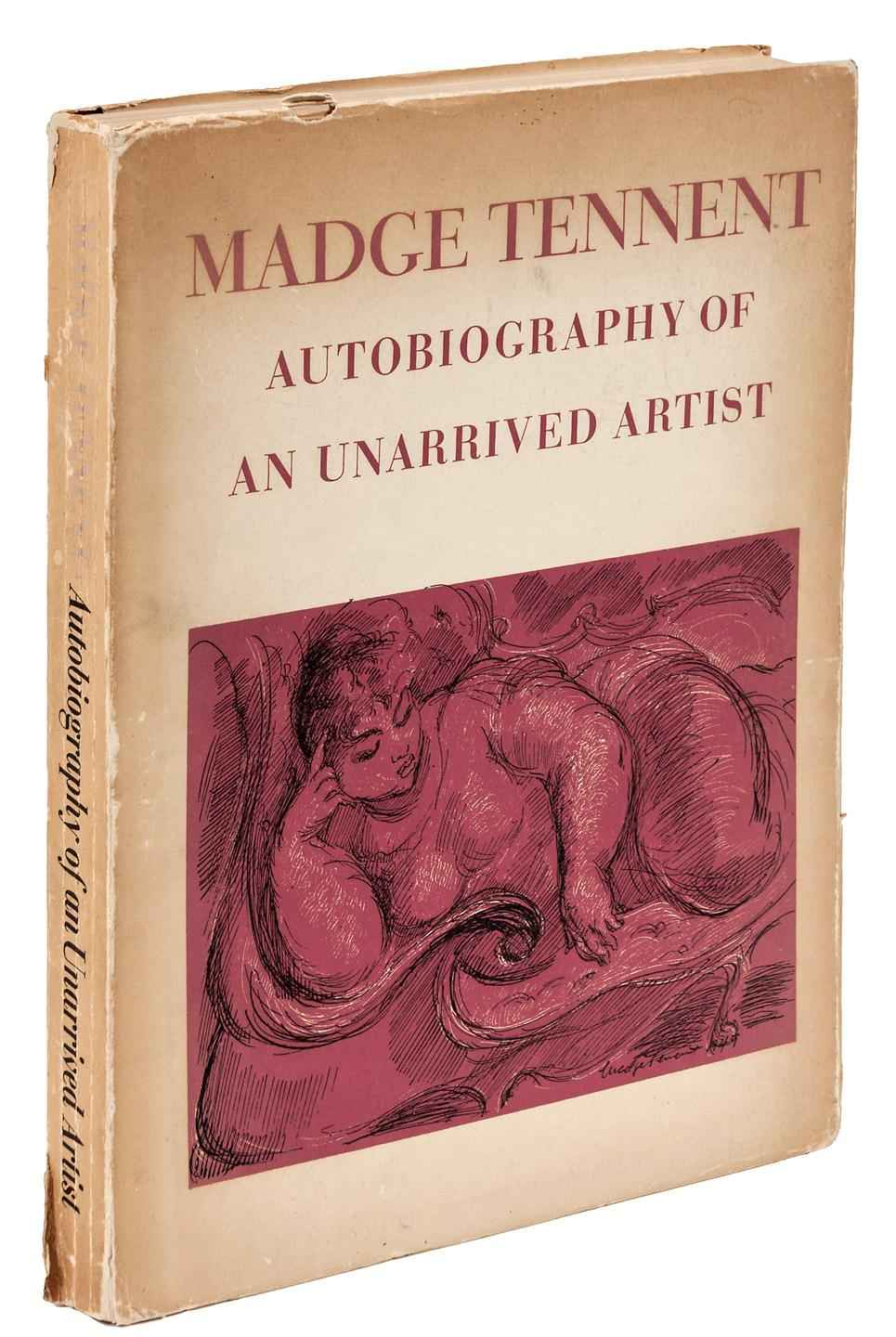 Madge Tennent, Autobi... by  Madge Tennent (1889-1972) - Masterpiece Online