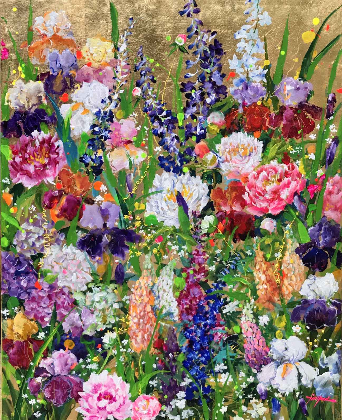 The Blooming Wonders by  Tinyan Chan - Masterpiece Online