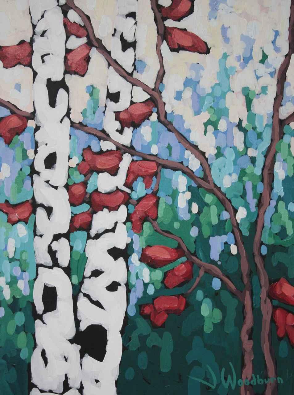 In the Green by Ms Jennifer Woodburn - Masterpiece Online