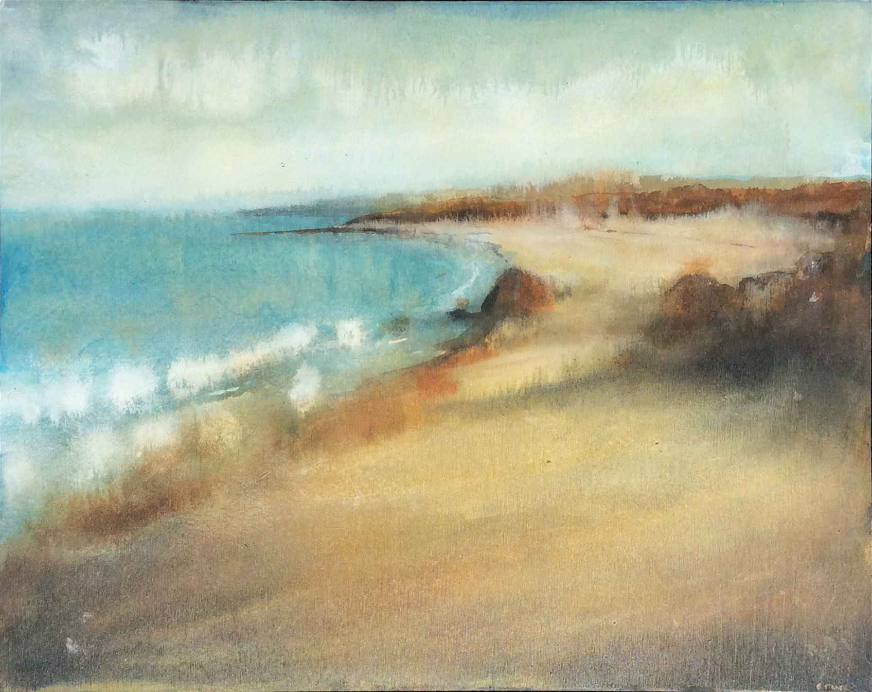 Squibnocket Point by  Colin Ruel - Masterpiece Online