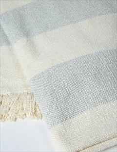 Bamboo Stripe Throw-N... by    - Masterpiece Online