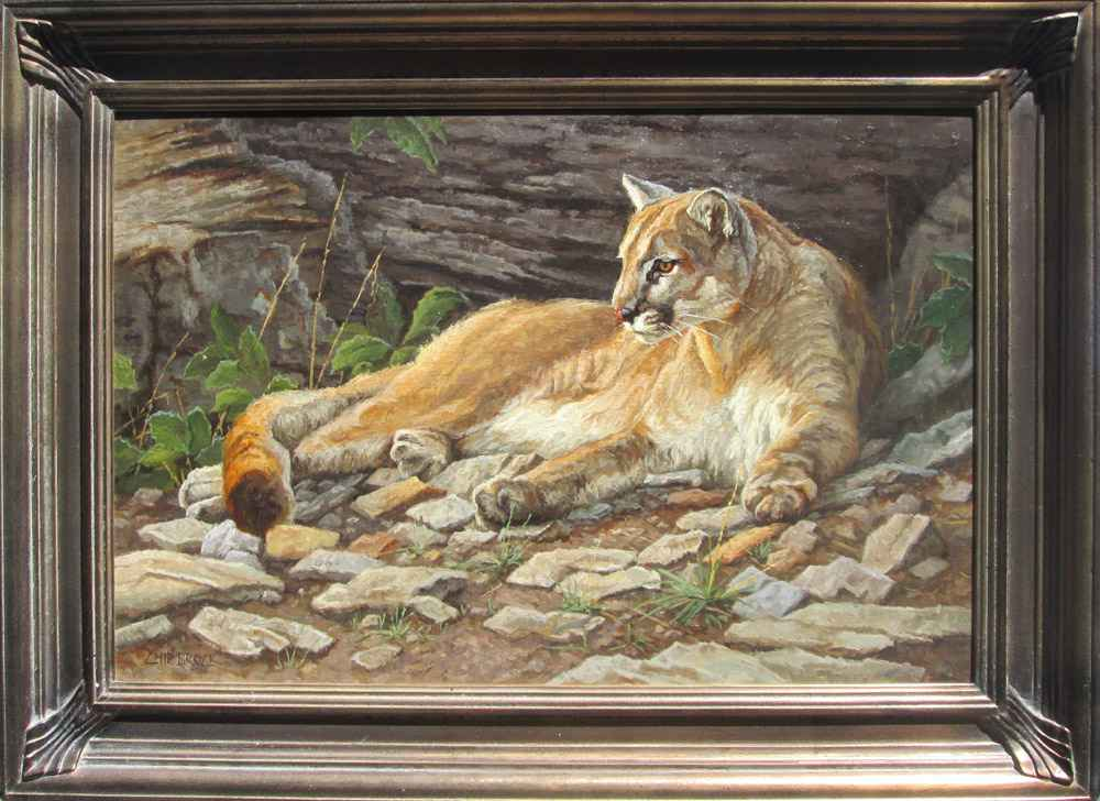 A Well Deserved Rest by  Chip Brock - Masterpiece Online