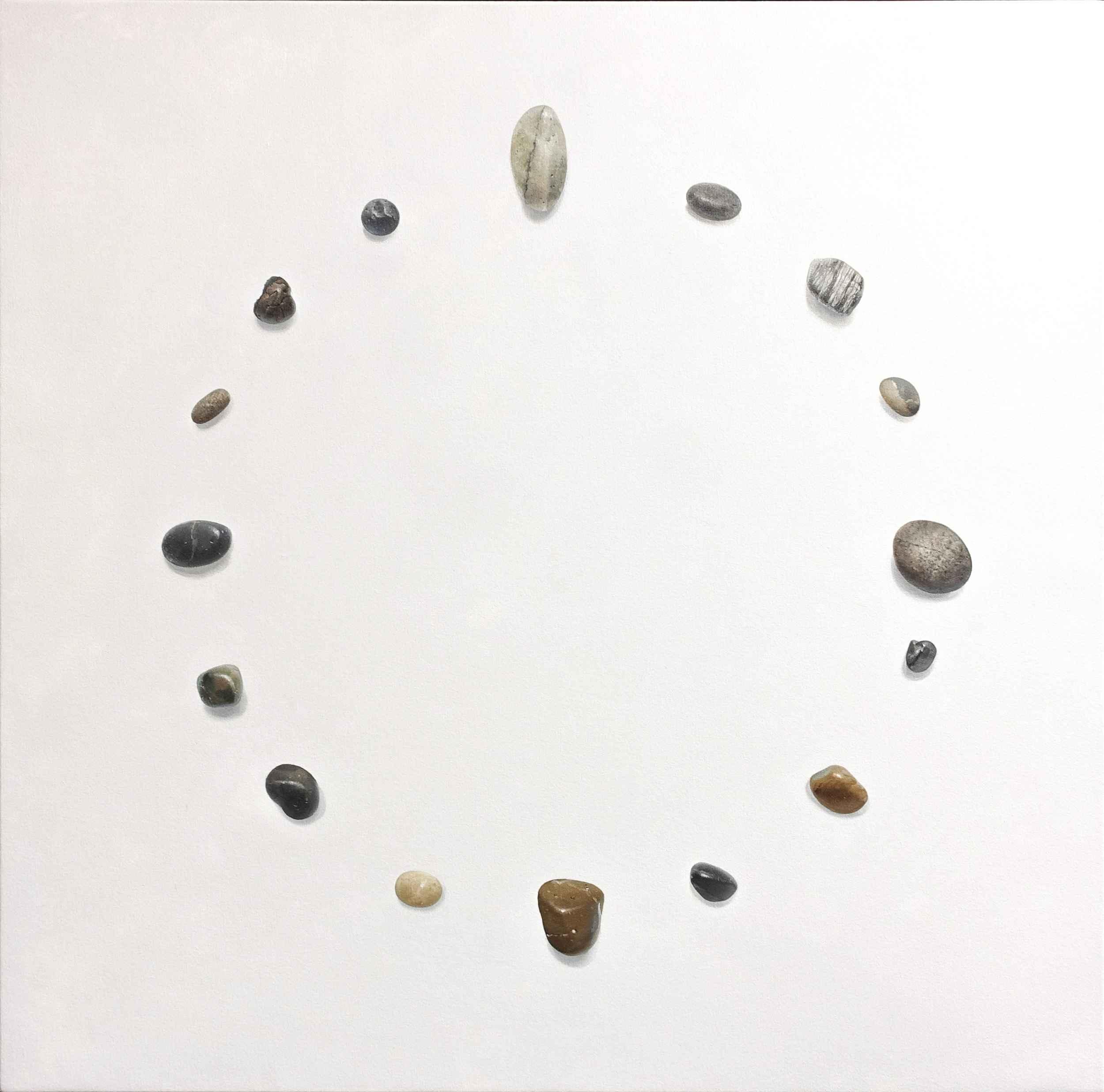 Sixteen Stones by  Benjamin M Johnson - Masterpiece Online