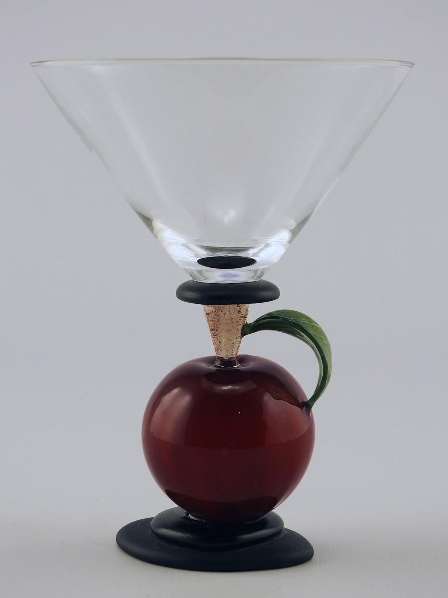 Martini/Red Apple by  Margaret Neher - Masterpiece Online