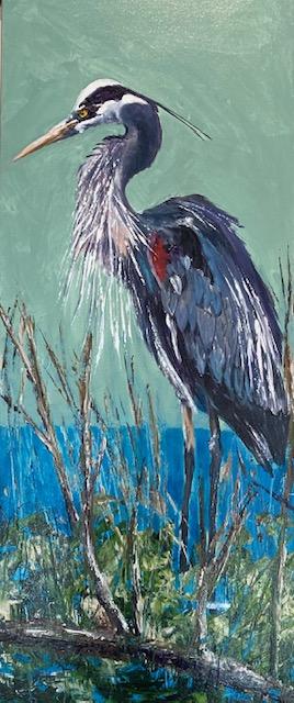 Coastal  Blue by  Randy Brienen - Masterpiece Online