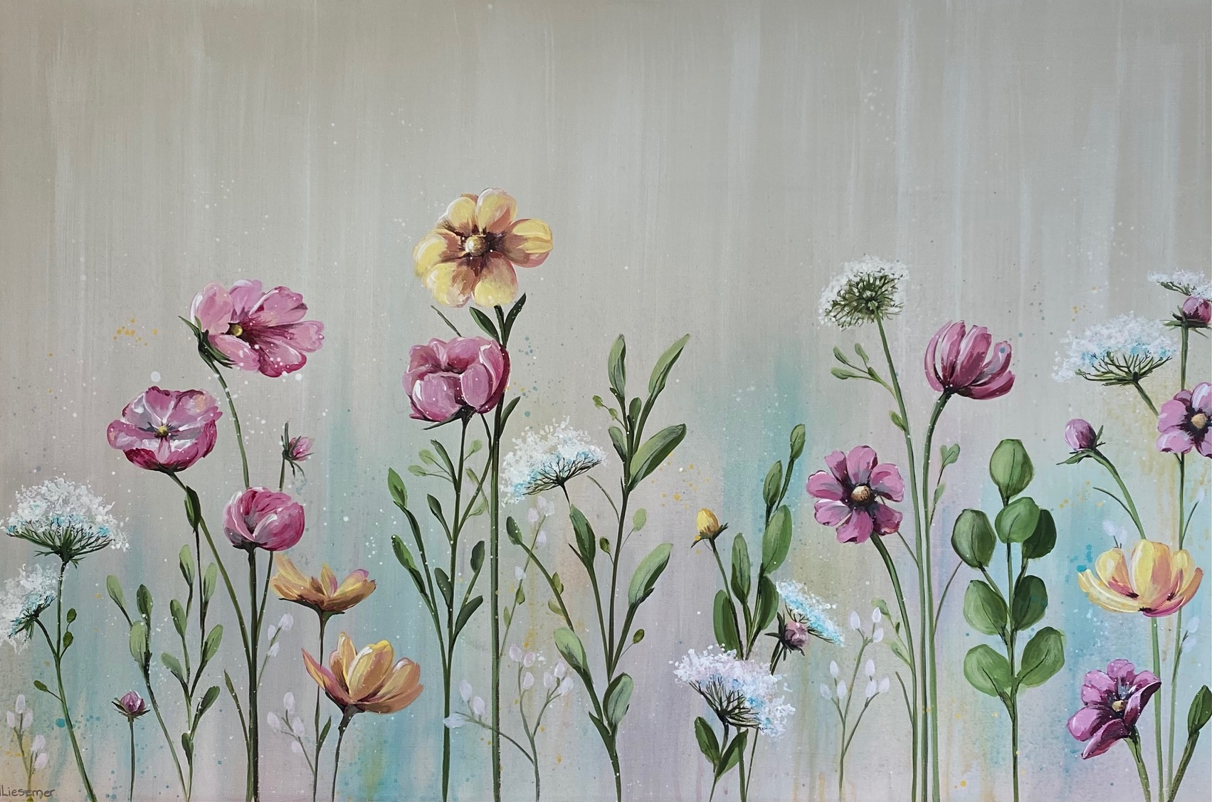 Spring Has Sprung by  Janet Liesemer - Artist Showing Onsite At the Gallery - Masterpiece Online