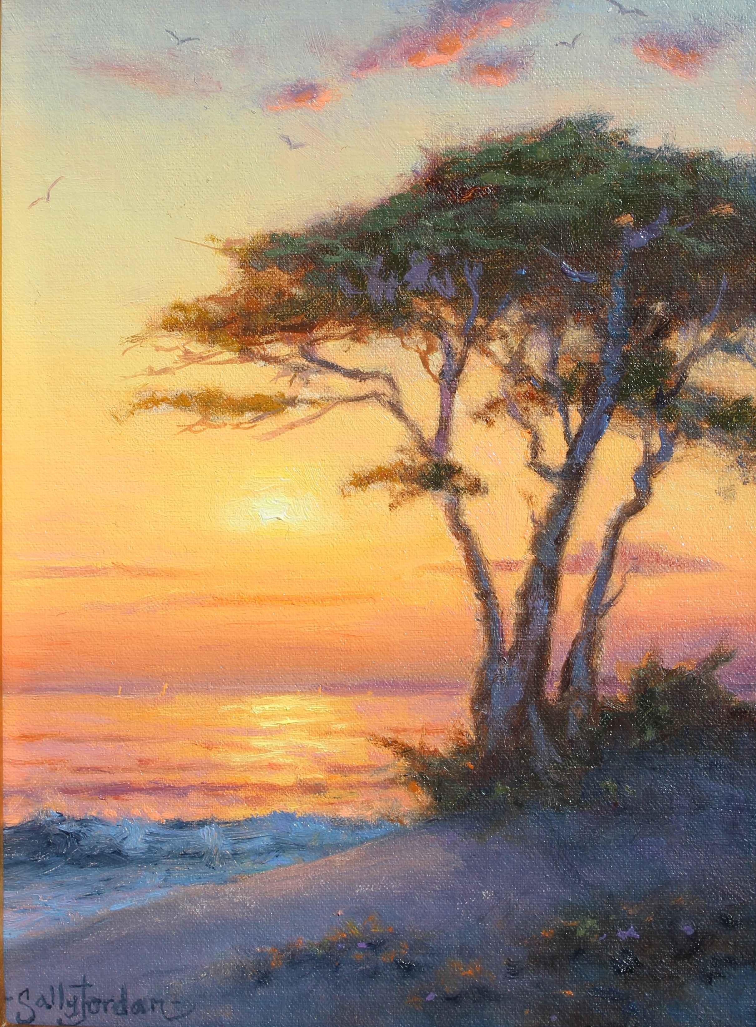 Last Light of Day by  Sally  Jordan - Masterpiece Online