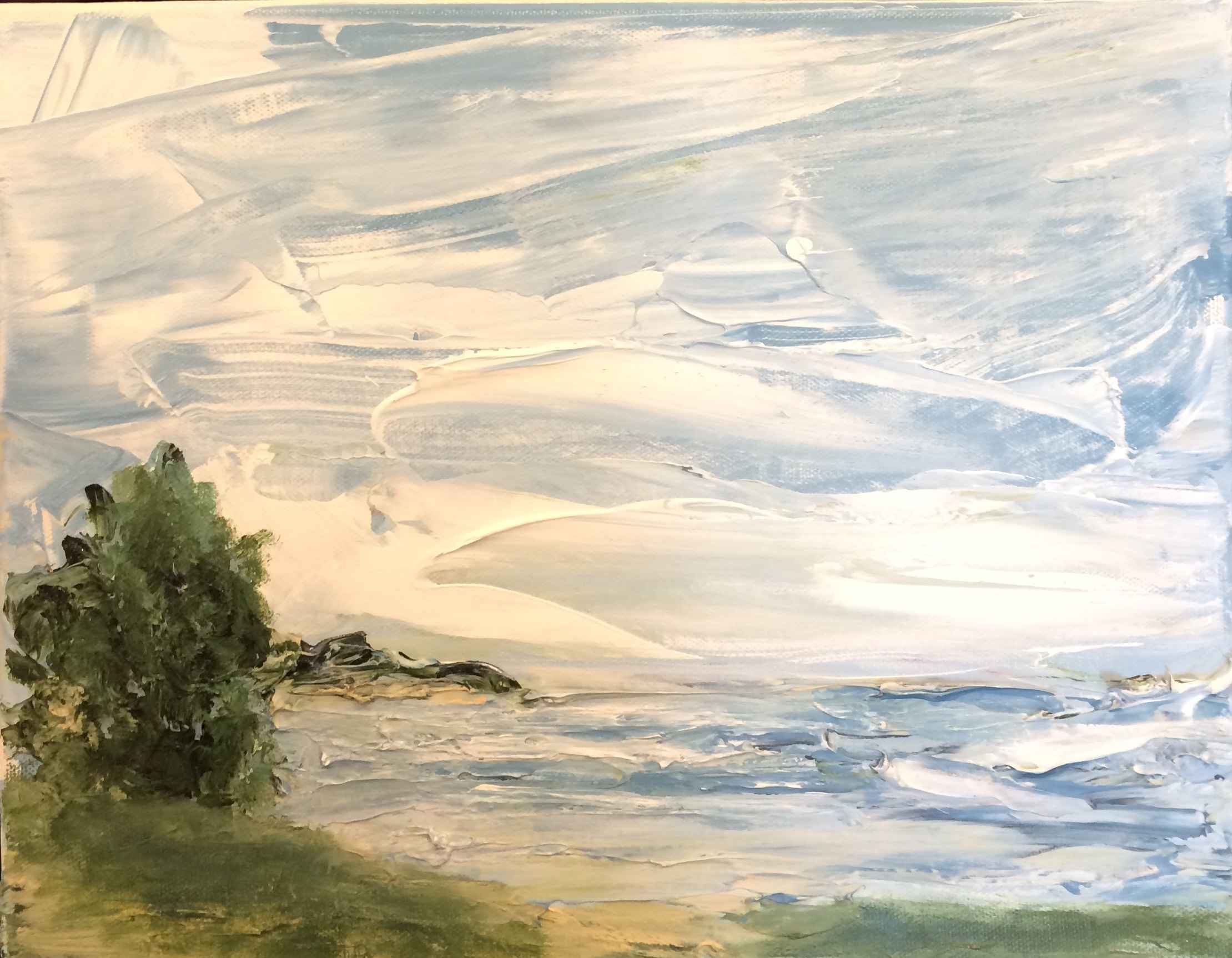 #3A Study by  Steve Lyons - Masterpiece Online