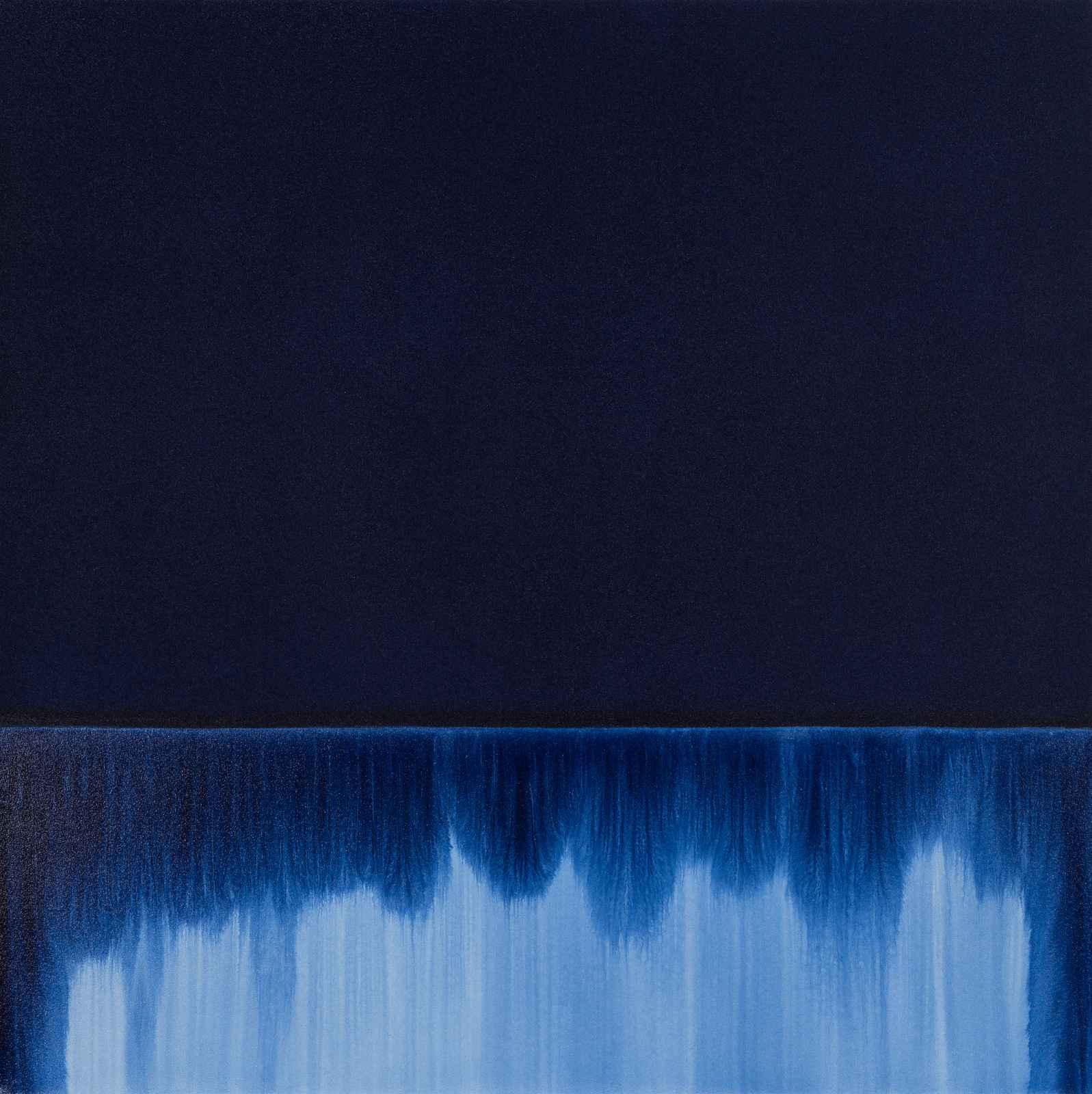 INDIGO FLOW #13 by Mr. JUAN ALONSO-RODRIGUEZ - Masterpiece Online