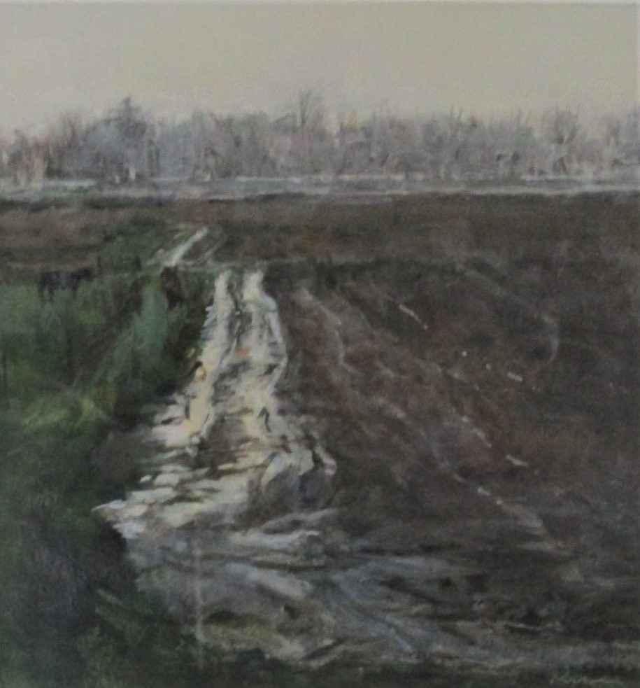 Unknown (frozen field) by  Sally Cleveland - Masterpiece Online