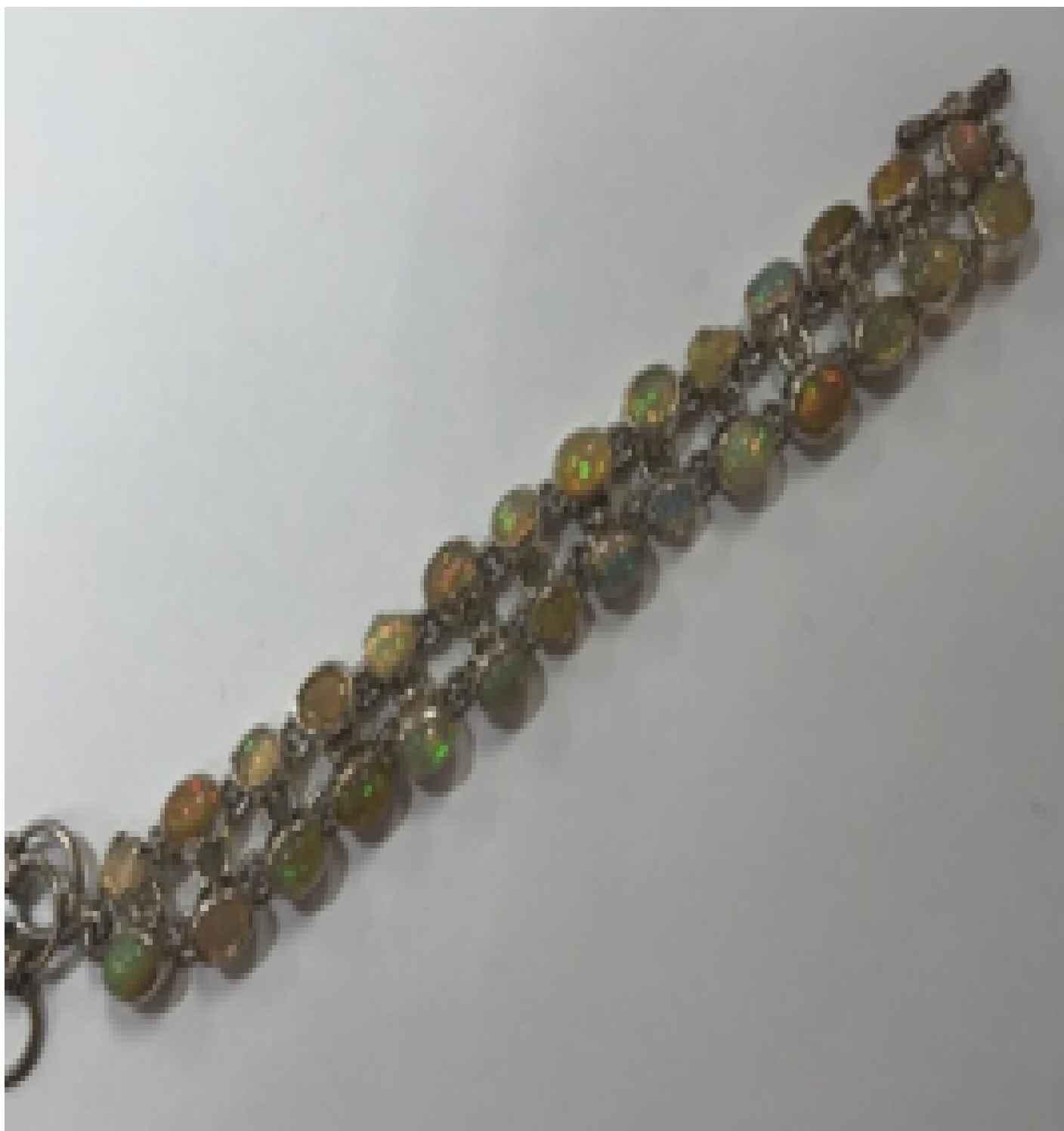 Ethiopian Opal Bracel... by   Starborn - Masterpiece Online