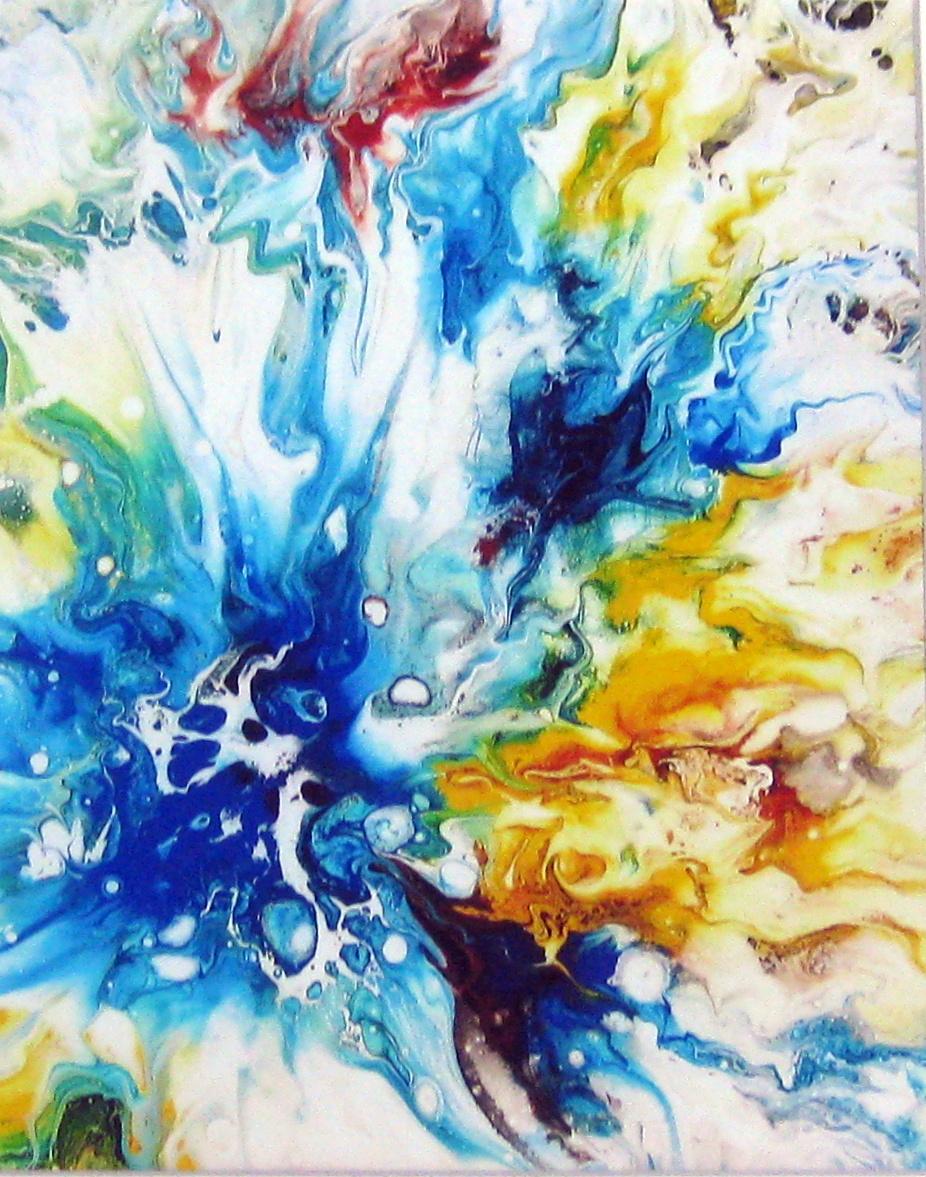 AFA1 Colour Explosion by Mrs Deborah Younglao-Baynes - Masterpiece Online