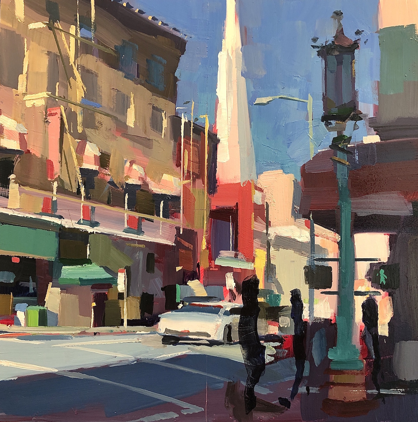 Pyramidal Vista by Mr. Lane Bennion - Masterpiece Online
