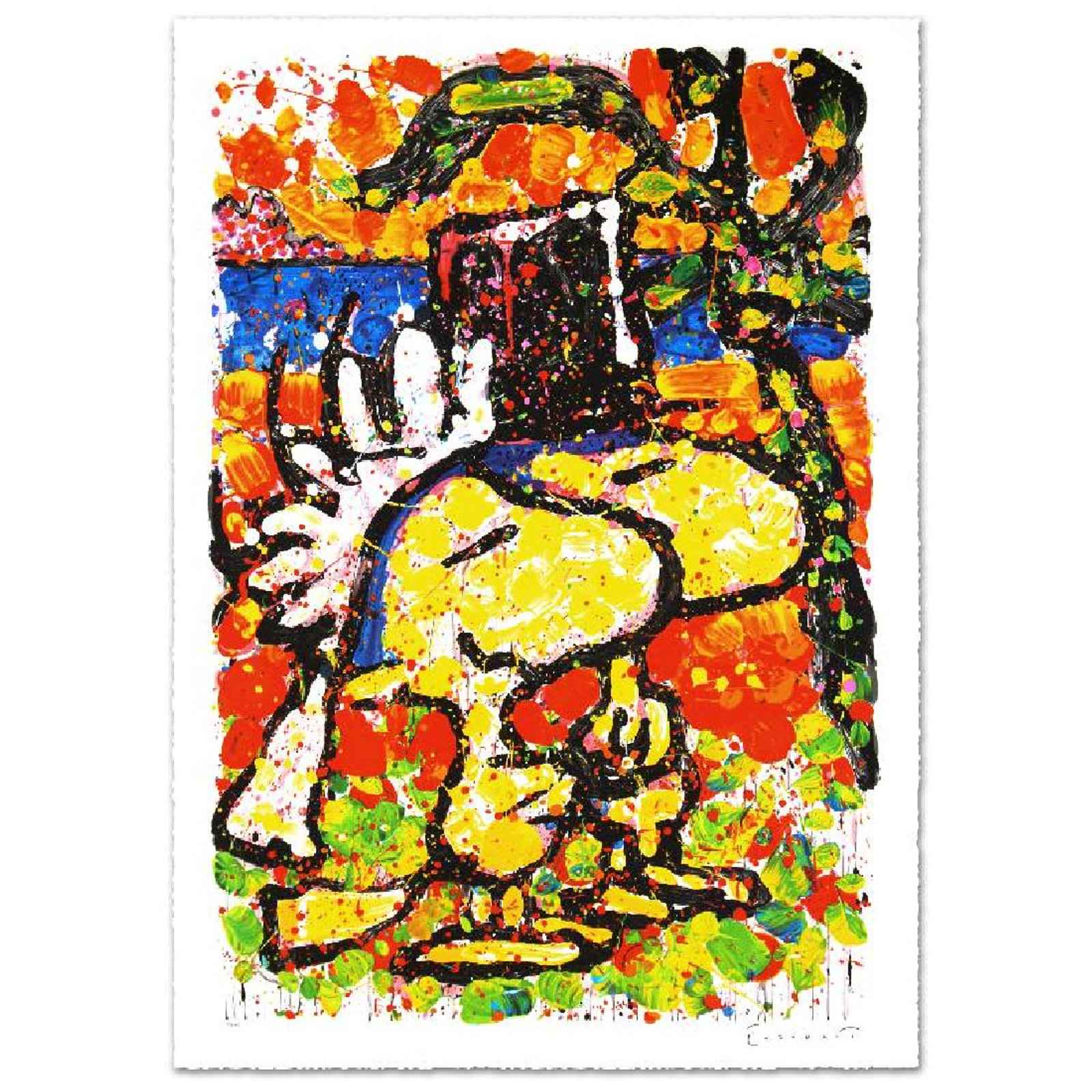 Hitched by  Tom Everhart - Masterpiece Online