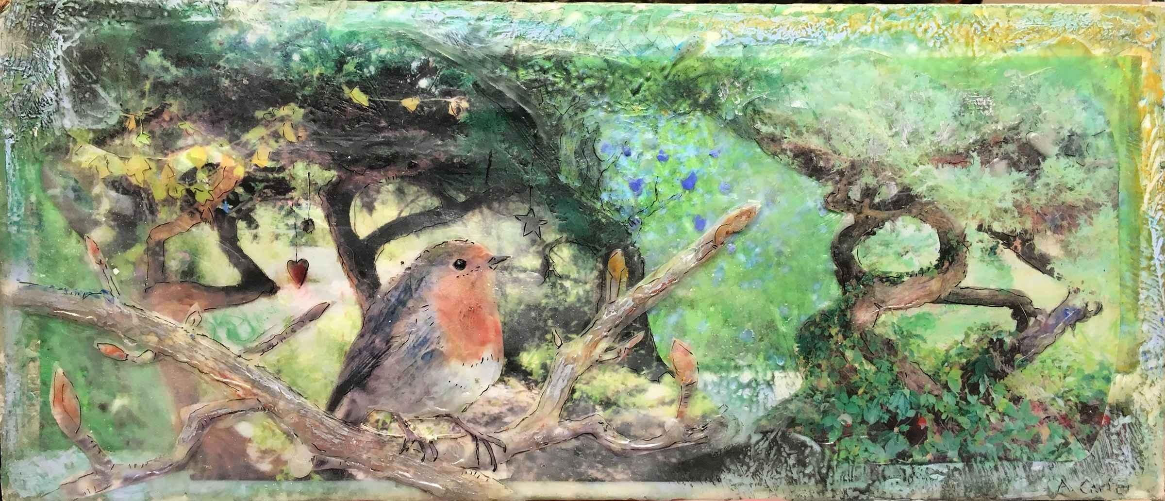 Where the Fairies Play by  Ann L. Carter - Masterpiece Online