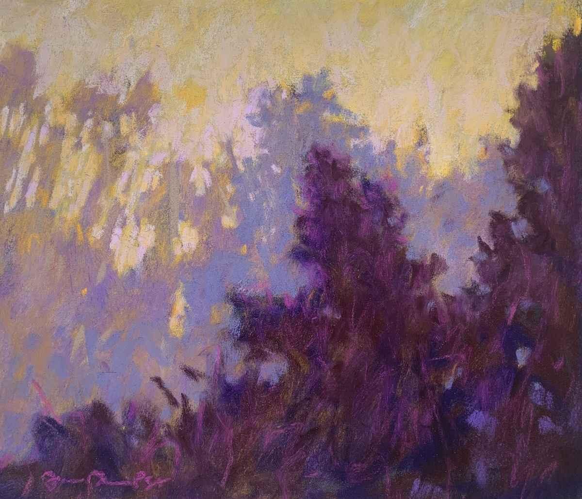 Upward by  Julie Friedman - Masterpiece Online