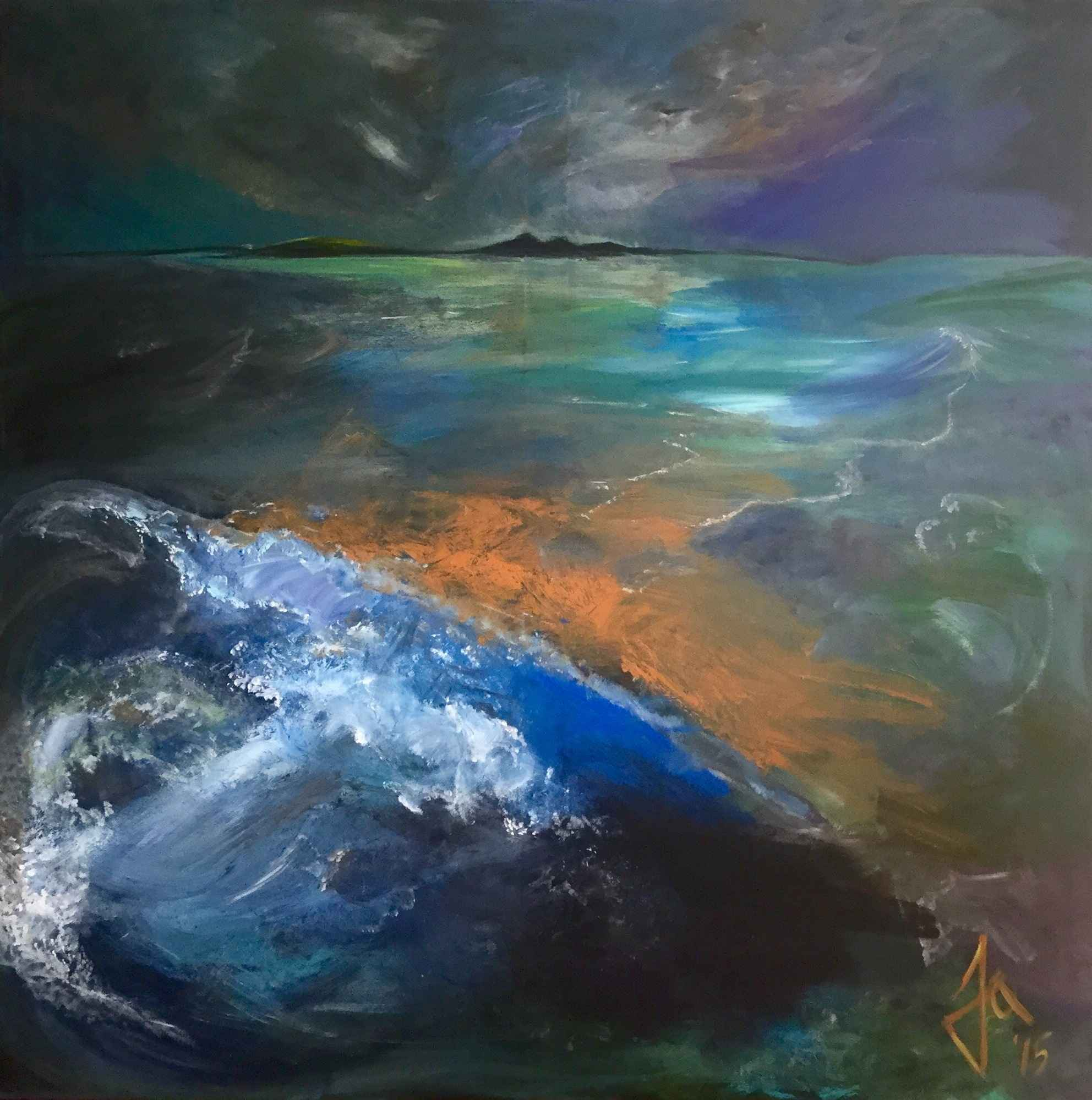 After the Storm by Mme Ioana JITARU - Masterpiece Online