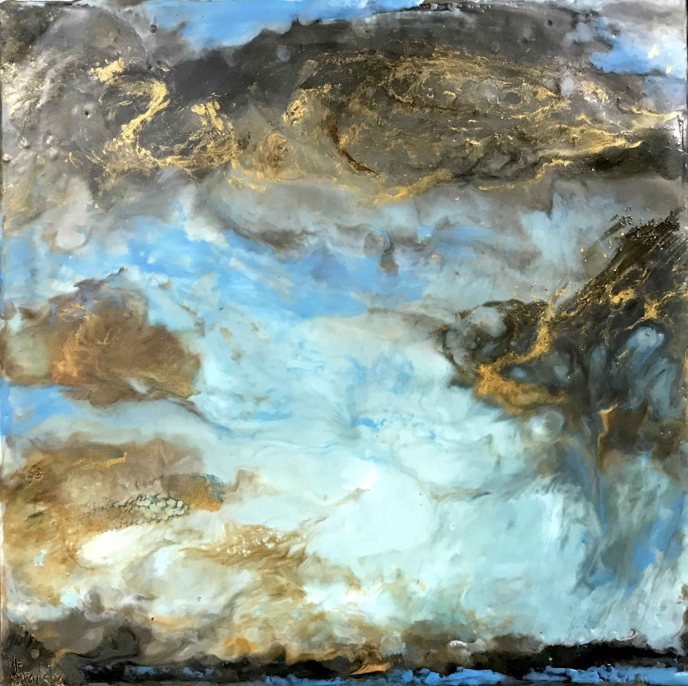 Drizzle by  Kathy Bradshaw - Masterpiece Online