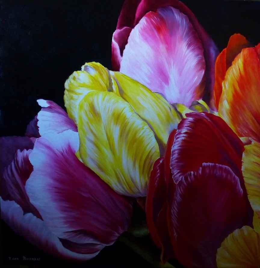 Friends by  Rena Bierman - Masterpiece Online