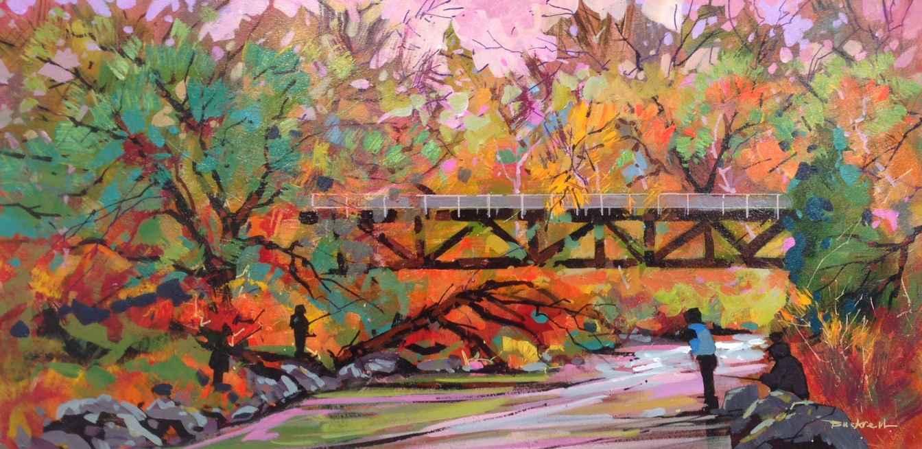 Thornbury Sunday Morn... by  Brian Buckrell - Masterpiece Online