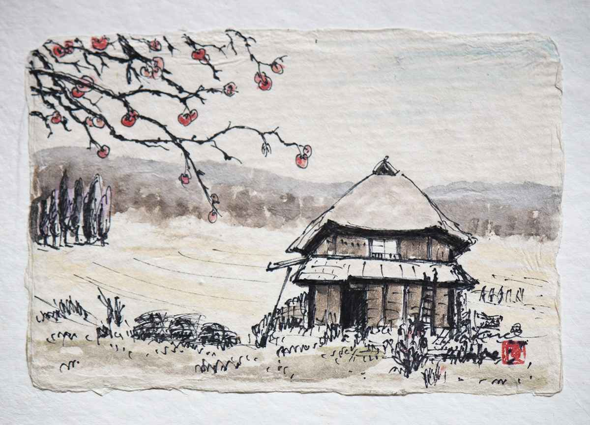 Sato Yama 08 (Origina... by  Hiroto Norikane - Masterpiece Online
