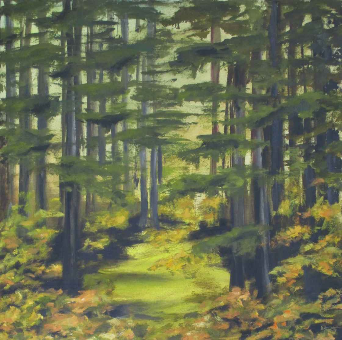 Woods by  Dorothy Hagerty - Masterpiece Online