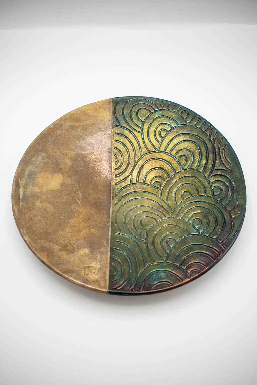 11 Platter Deco 710 by  Joyce Furney 15 - Masterpiece Online