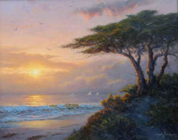 Heading Home by  Sally  Jordan - Masterpiece Online