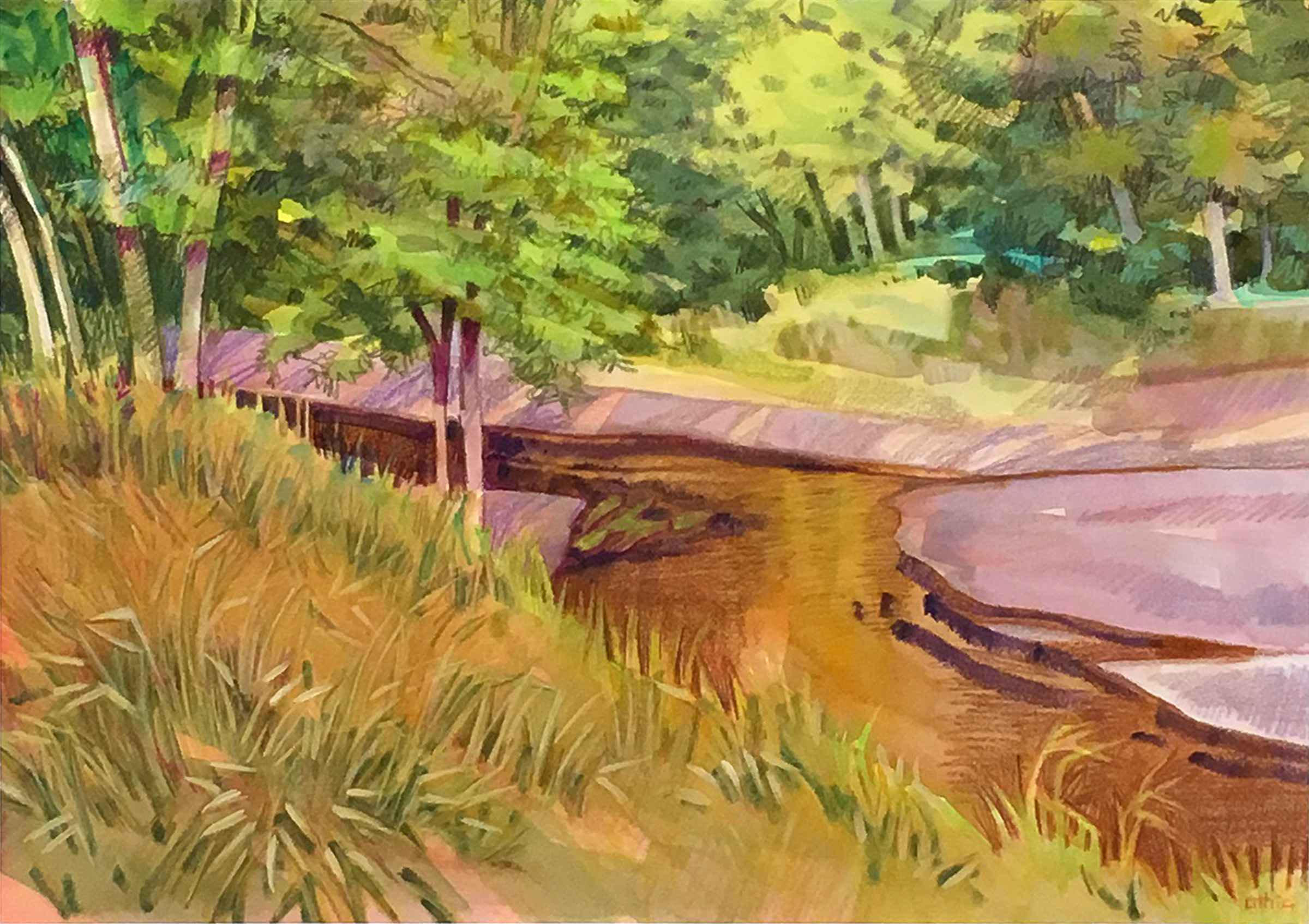 Yellow Creek and Sand...