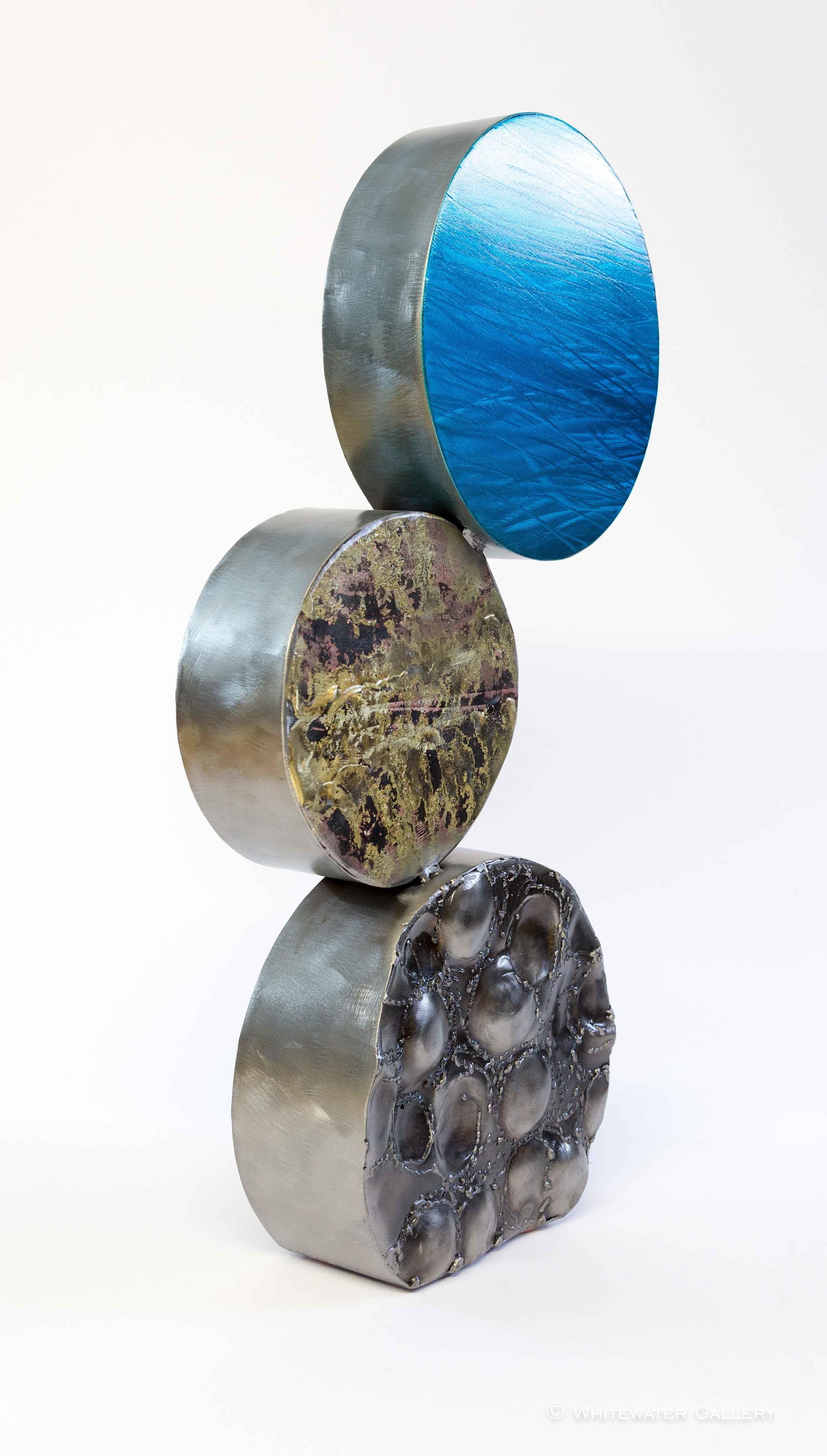 'O' Sculpture: Elemen... by  Kerry Whittle - Masterpiece Online