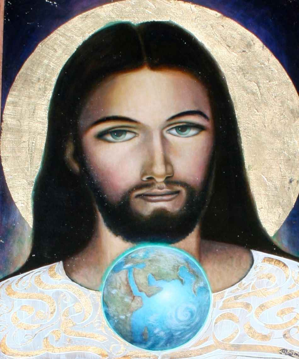 Jesus by  Matthew Smith - Masterpiece Online