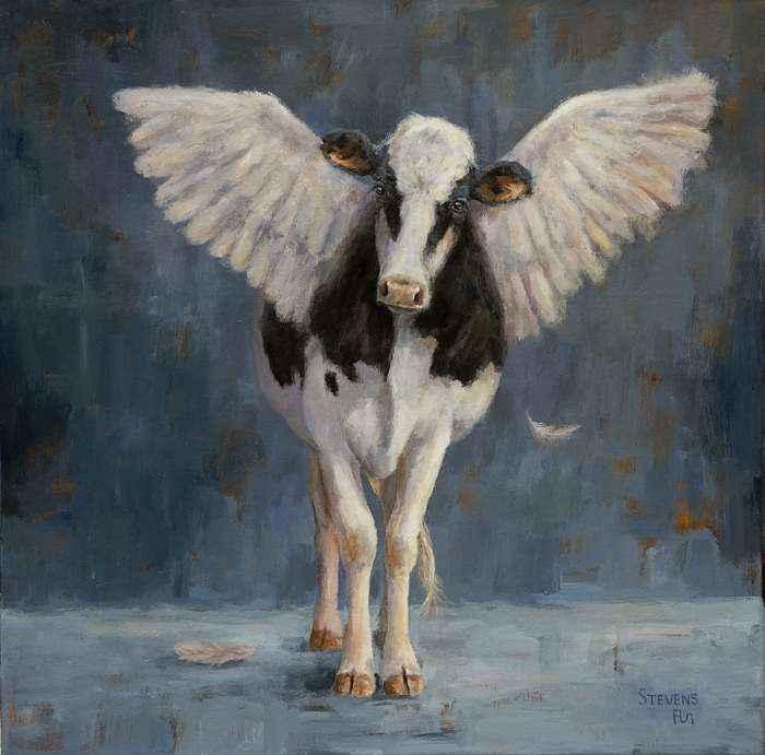 Archangel by Ms Sandra Stevens - Masterpiece Online