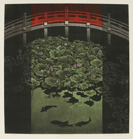 Window Bridge by  Katsunori Hamanishi - Masterpiece Online