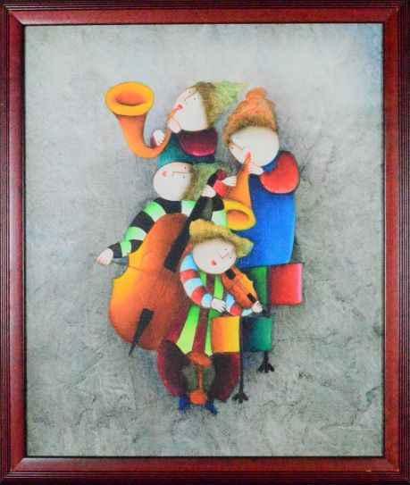 Untitled by  Joyce Roybal - Masterpiece Online
