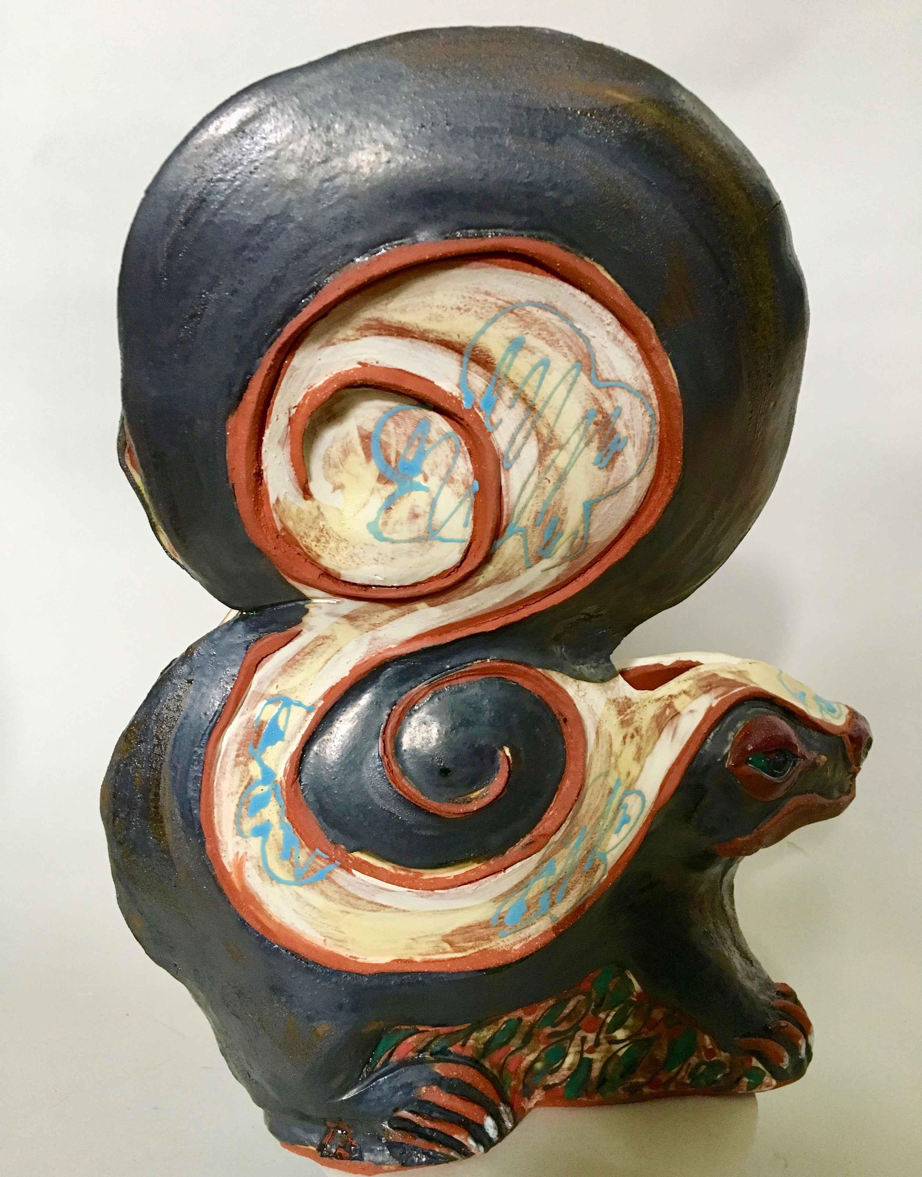 Skunk by  Nancy Kramer Bovee - Masterpiece Online