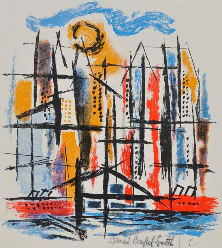 Abstract II by  Bernard Brussel-Smith (1914-1989) - Masterpiece Online