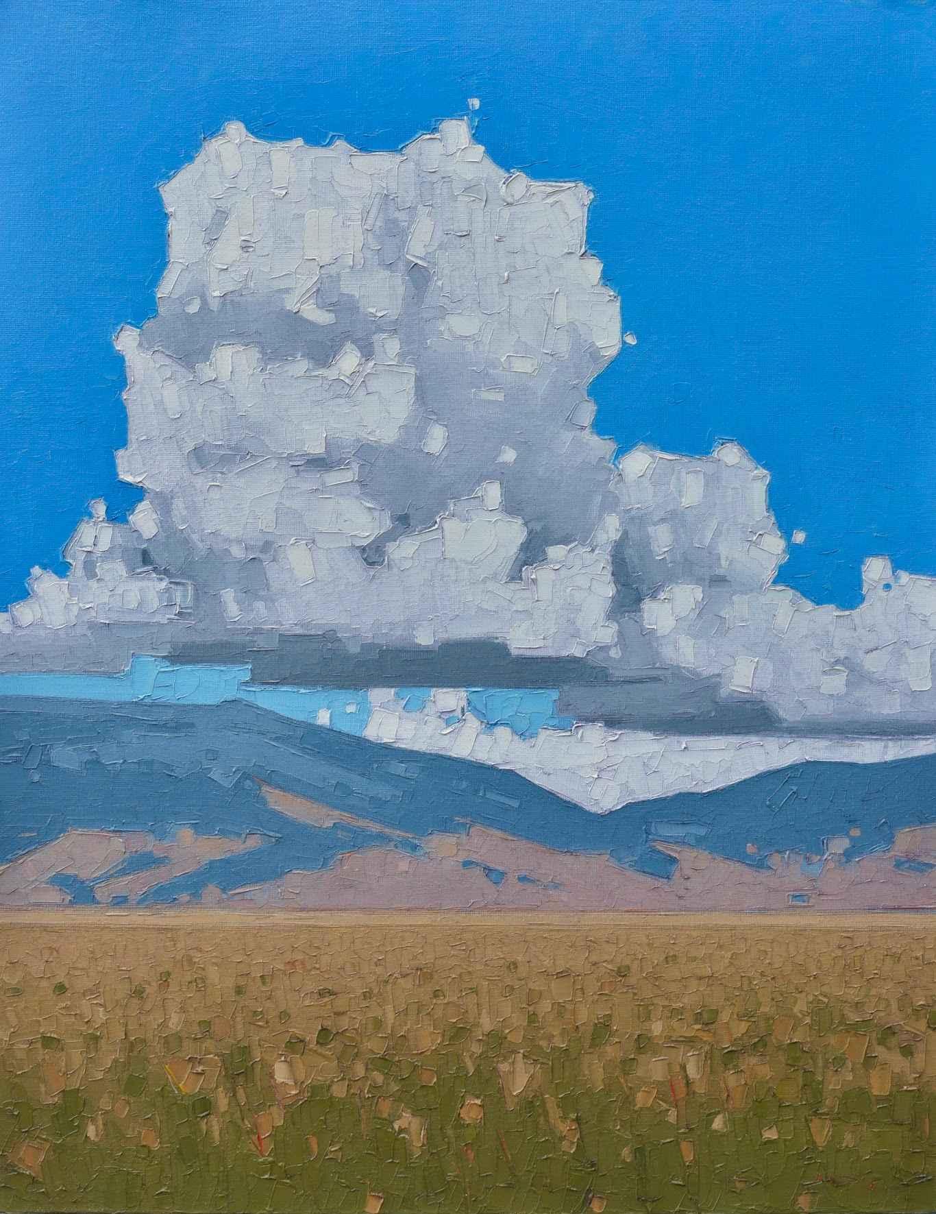 Thunderhead Invasion by  Jeffery Pugh - Masterpiece Online
