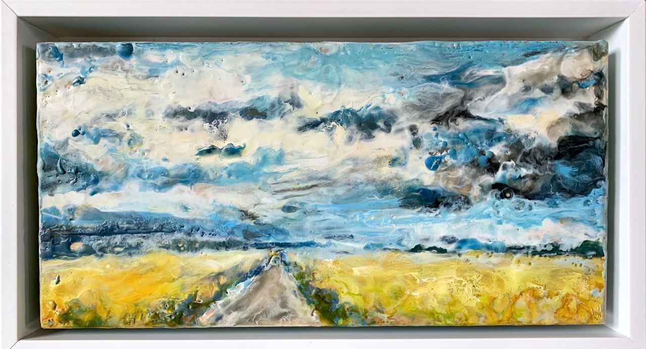 Prairie Storm Chasing by  Kathy Bradshaw - Masterpiece Online