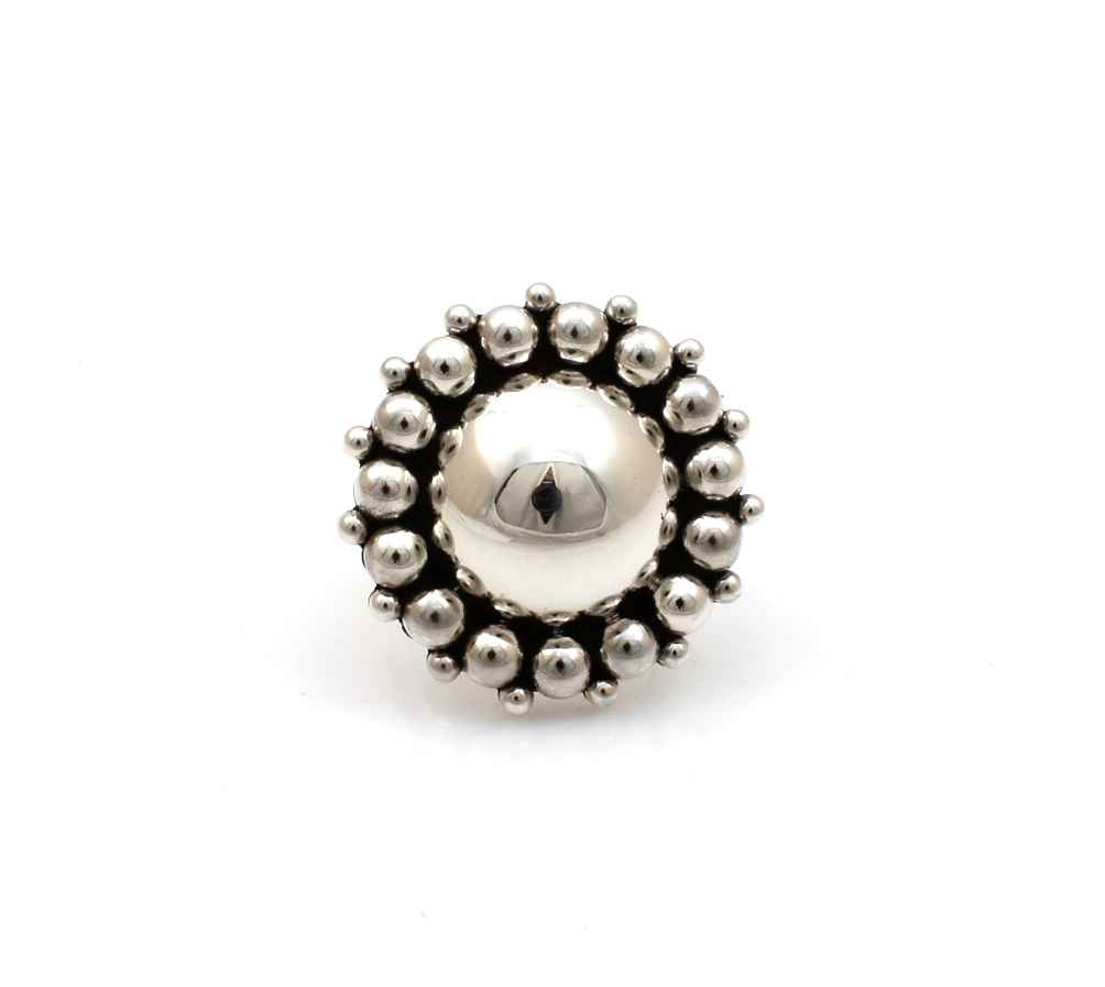 Silver Ring by  Artie Yellowhorse - Masterpiece Online