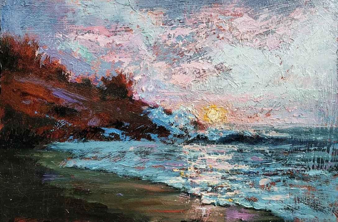 Last Sunset by Mr. Glen Hawkins - Masterpiece Online