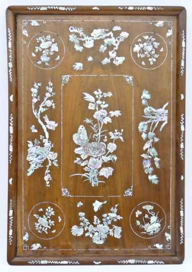 CHINESE INLAID ROSEWO... by    - Masterpiece Online